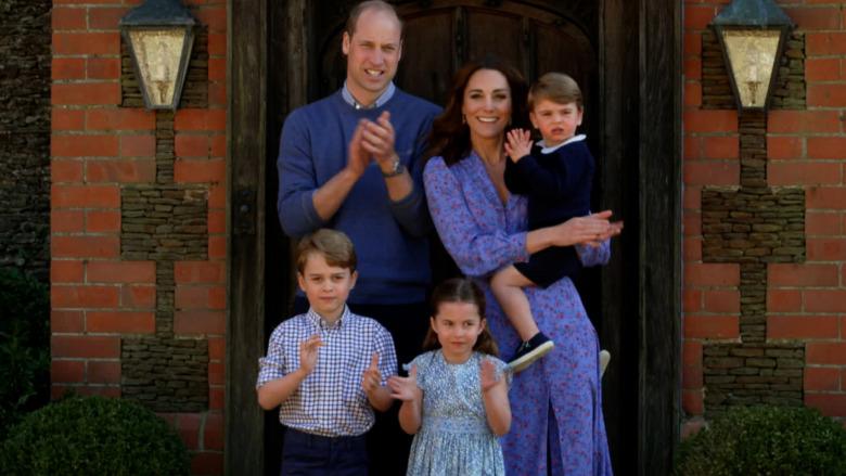 La familia Cambridge