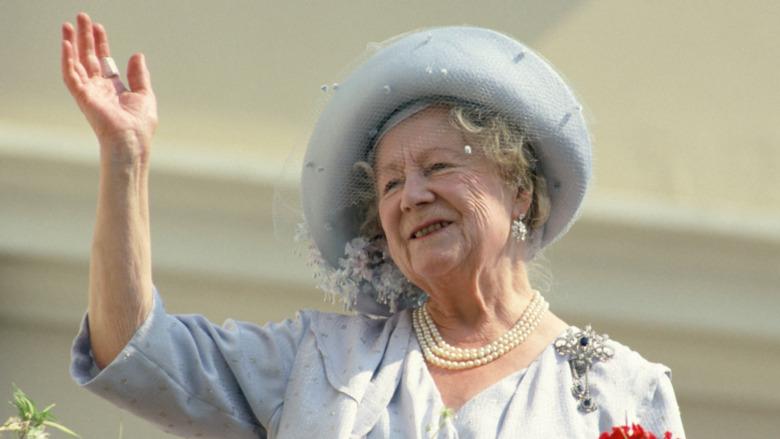 Perlas de la reina madre