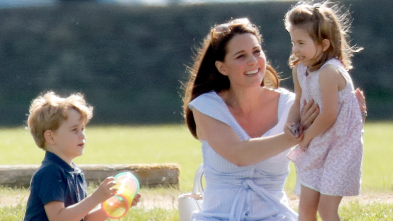 Kate Middleton niños