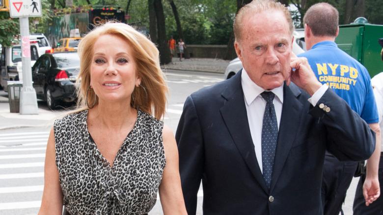 Frank Gifford y Kathie Lee Gifford se separan