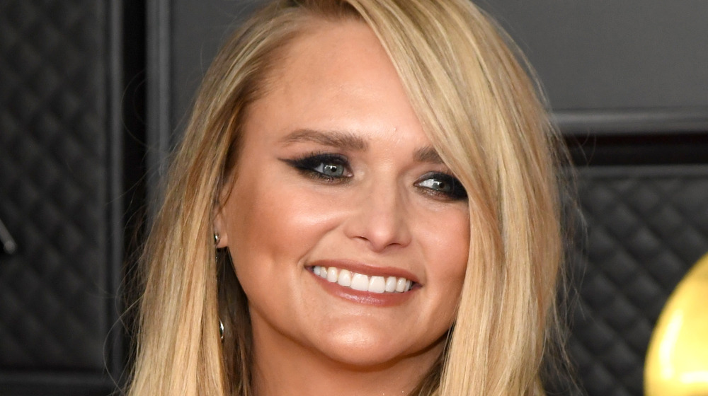 Miranda Lambert asiste a los Grammy