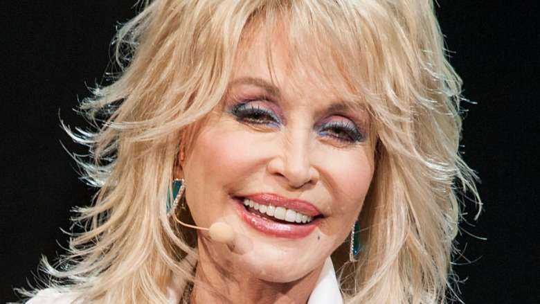 Actuación de Dolly Parton