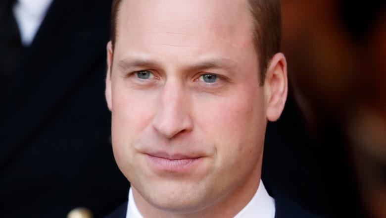 El duque de Cambridge asiste a un evento