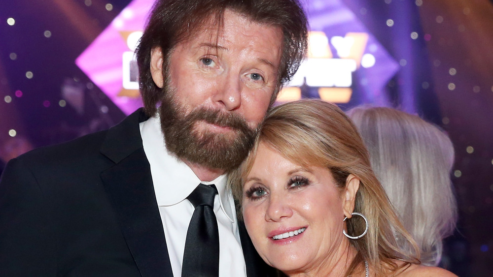 Ronnie y Janine Dunn, alfombra roja