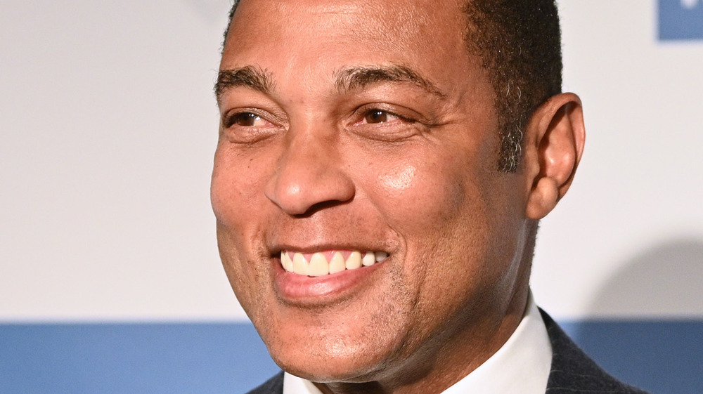 Don Lemon en el evento