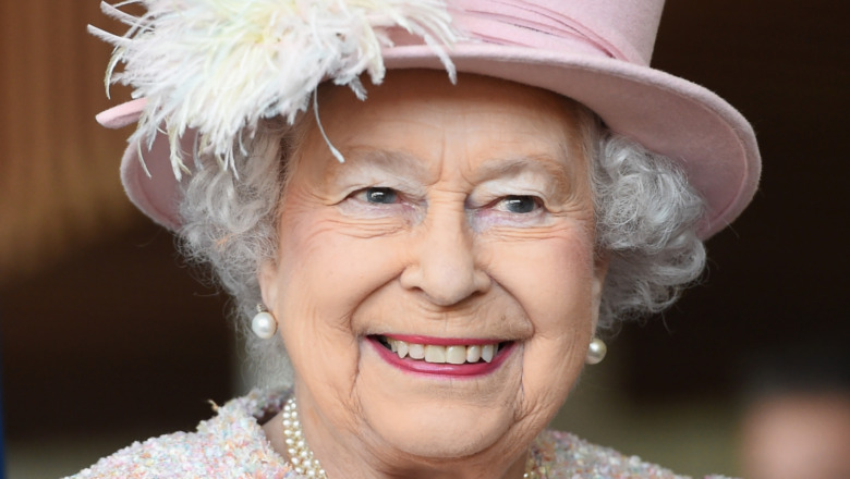 Poses de la reina Isabel II