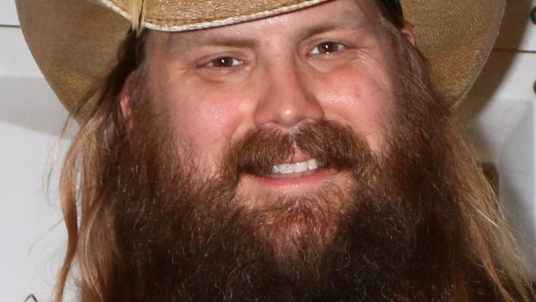 Sonrisa de Chris Stapleton