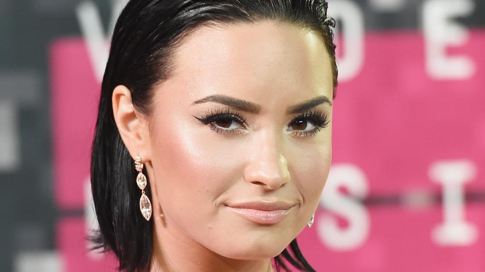 Sonrisa de Demi Lovato