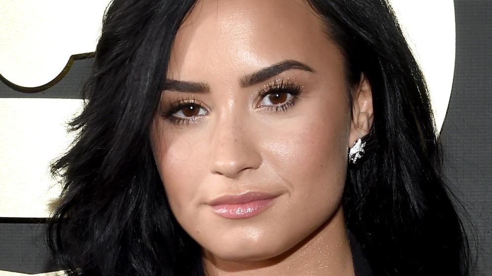 Demi Lovato asiste a un evento