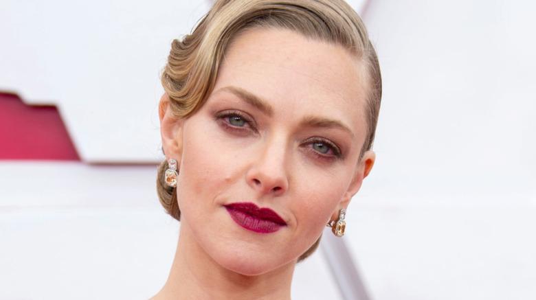 Alfombra roja de los Oscar de Amanda Seyfried