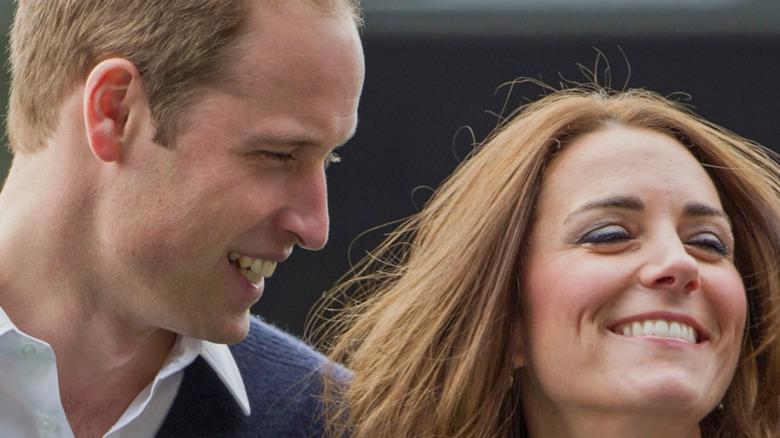 El príncipe William y Kate Middleton asistieron a Rippa Rugby