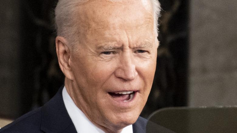 Presidente Joe Biden, discurso ante el Congreso