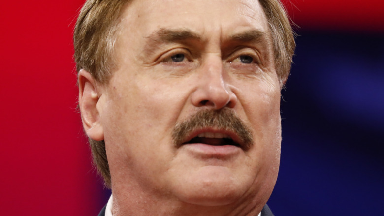 Mike Lindell, 2020