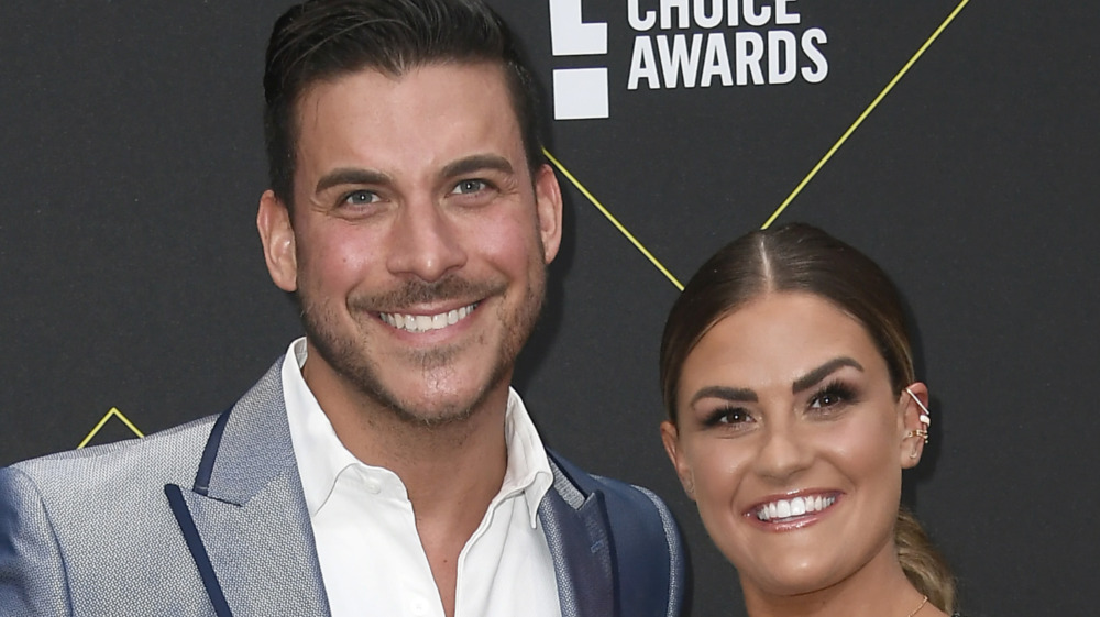 Jax Taylor y Brittany Cartwright, alfombra roja de los Choice Awards