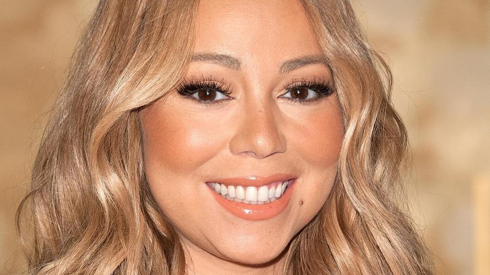 Pestañas Mariah Carey