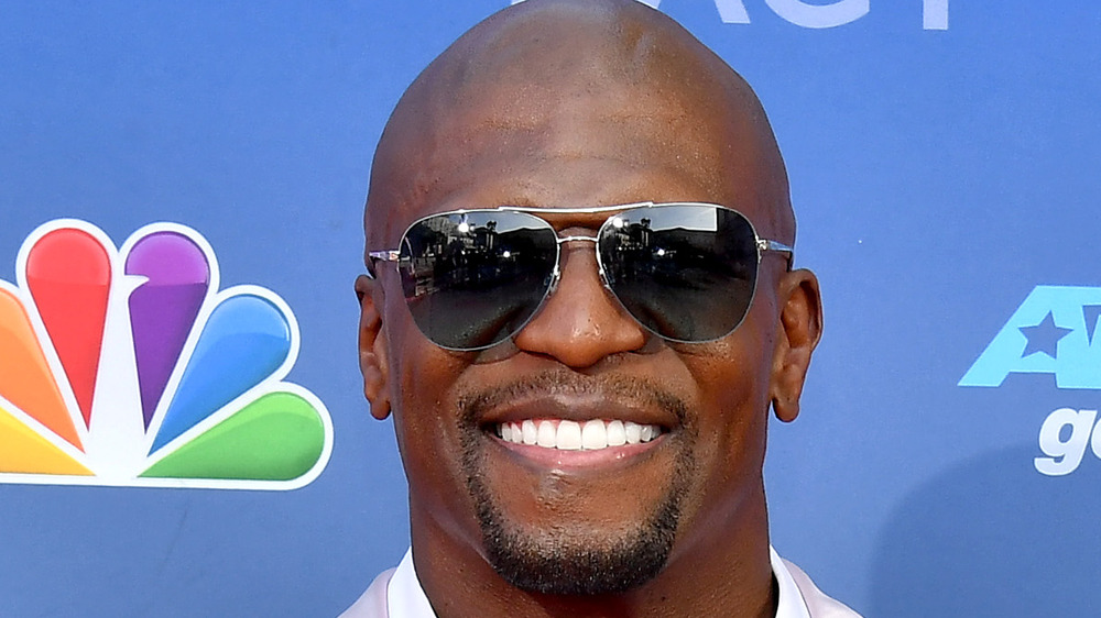 Terry Crews asiste al