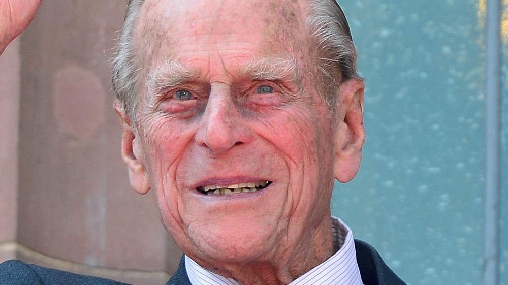 Príncipe Felipe wavig