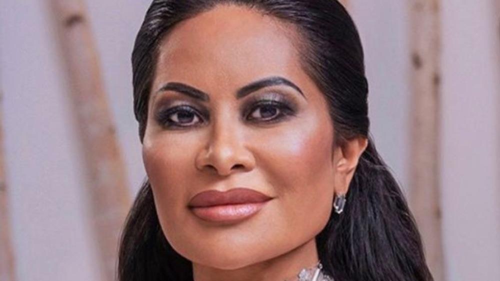 Maquillaje de Jen Shah