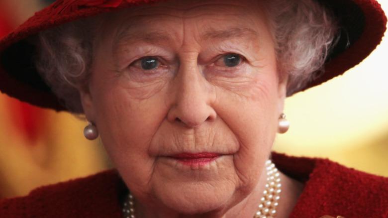 El evento serio de la reina Isabel en 2010