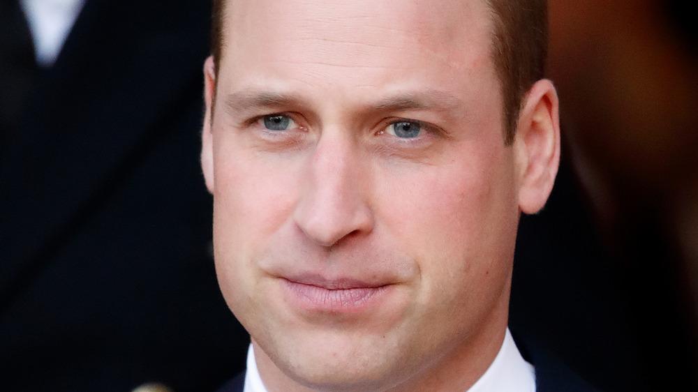 Príncipe William en el evento