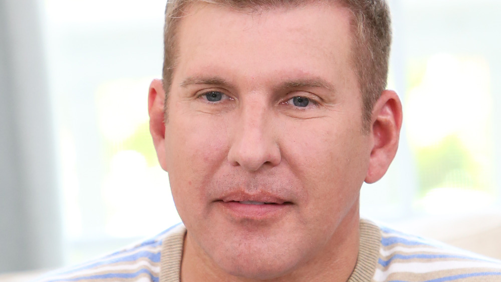 Todd Chrisley en un evento