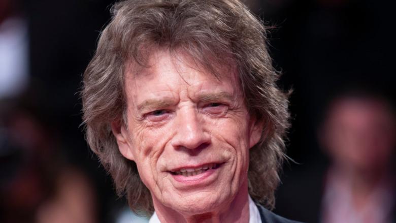Sonrisa de Mick Jagger