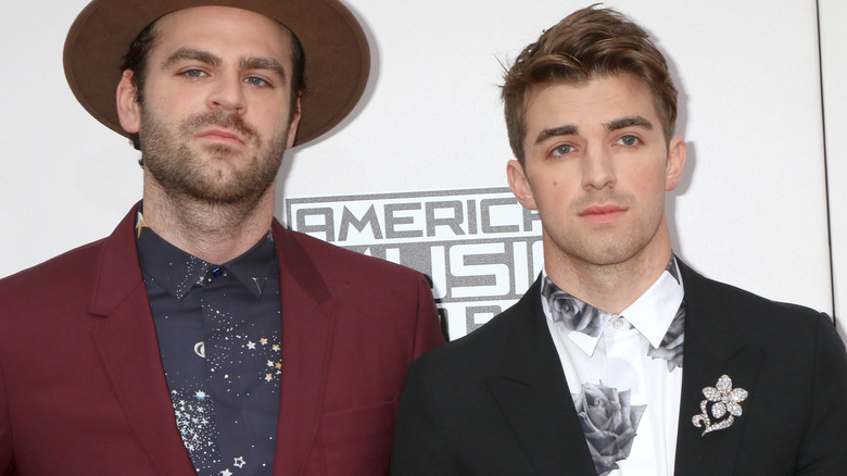 The Chainsmokers en los American Music Awards 2016