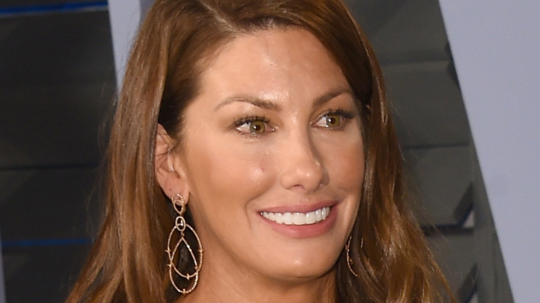 Jill McCormick sonriendo