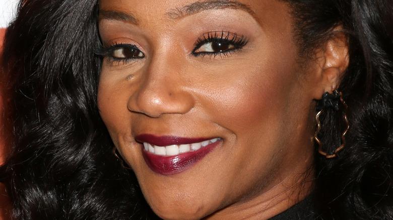 Tiffany Haddish sonriendo