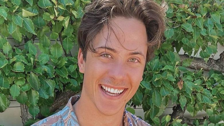 Brighton Reinhardt sonriendo