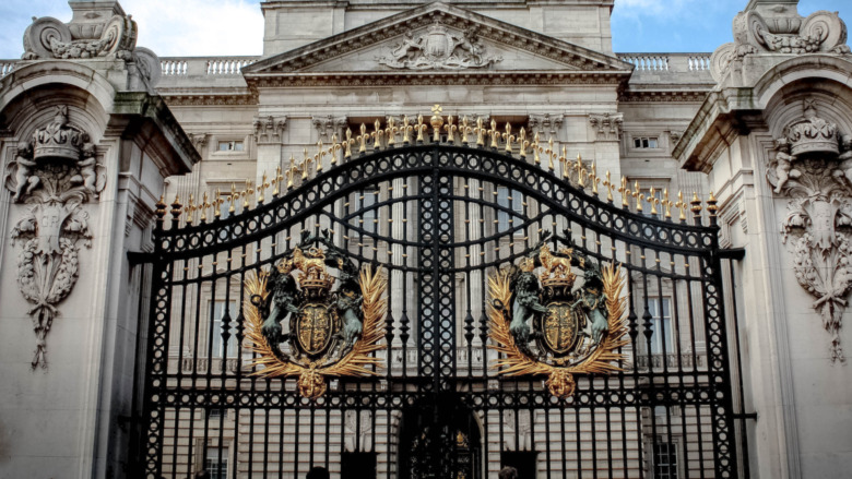 Puerta del Palacio de Buckingham