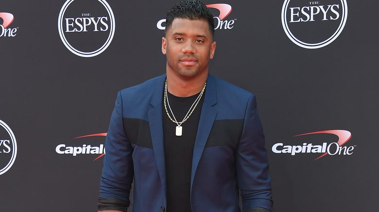 Russel Wilson en los ESPY en 2018
