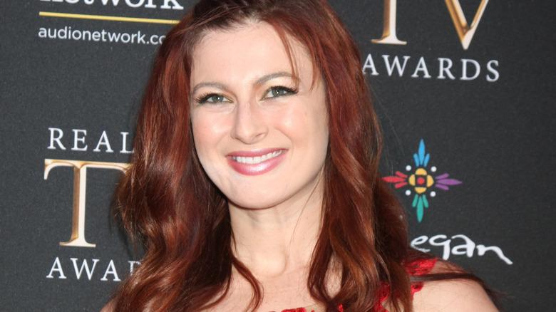 Rachel Reilly sonriendo