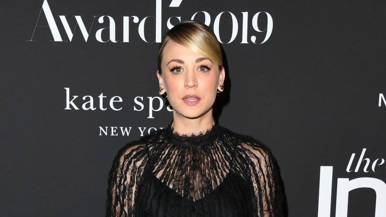 Kaley Cuoco en los Premios InStyle 2019