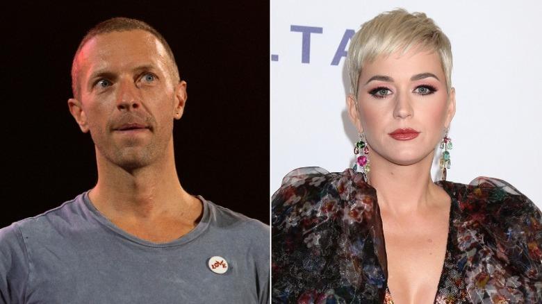 Chris Martin y Katy Perry se separan de la imagen