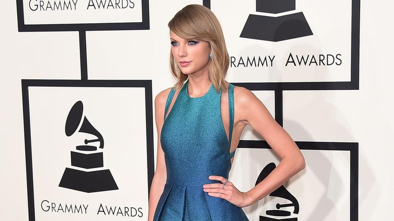 Taylor Swift en los Grammy