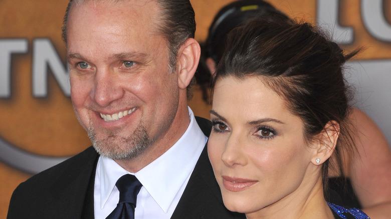 Jesse James y Sandra Bullock
