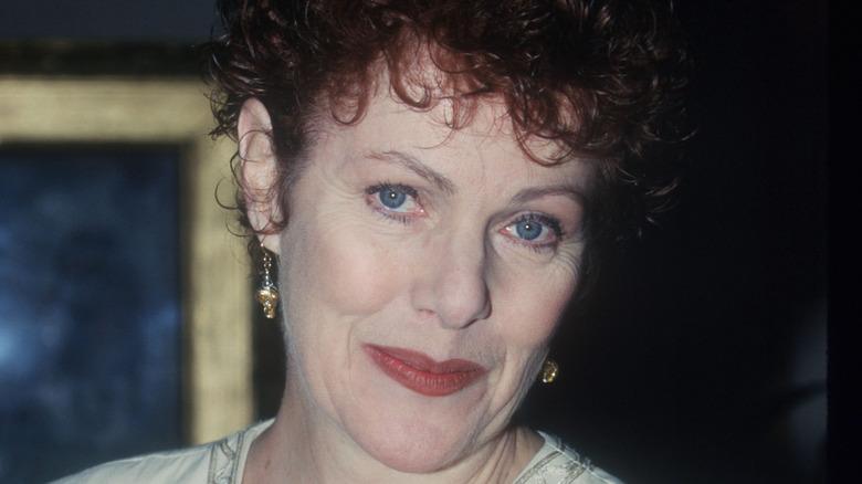 Lynn Redgrave sonriendo