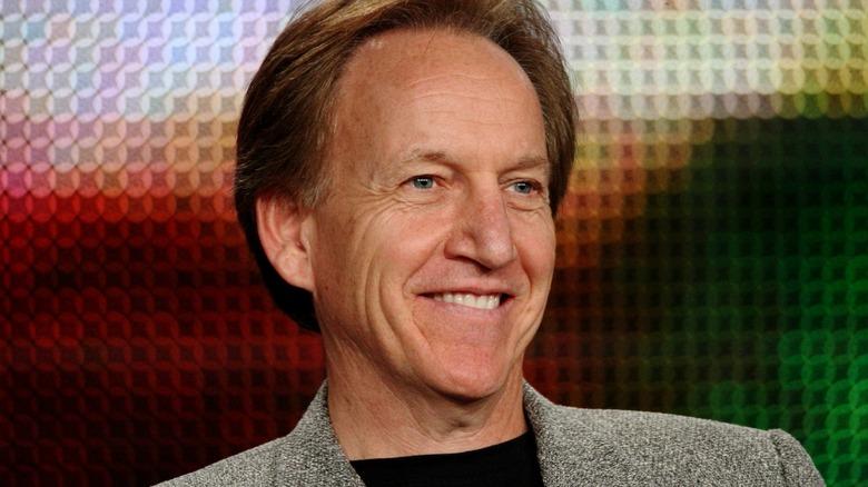 Brad Kern sonriendo