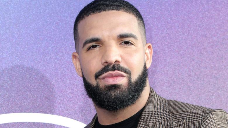 Drake en un evento