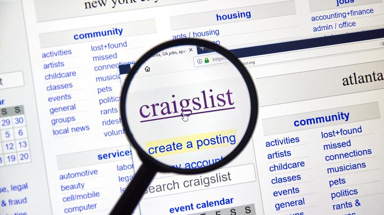 Logotipo de Craigslist