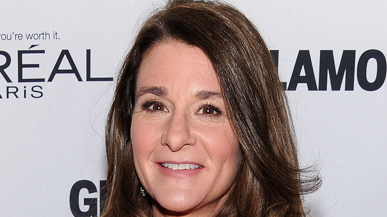 Melinda Gates Glamour asistirá a la 23a entrega anual de los premios Mujeres del Año
