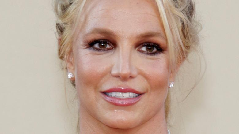 Dientes de Britney Spears