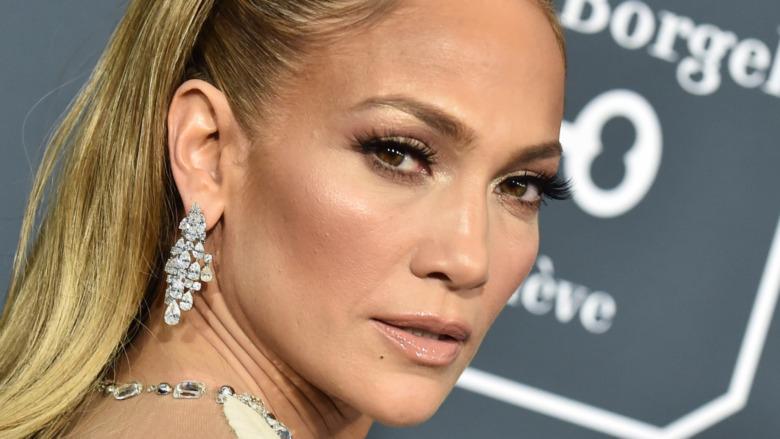Pestañas de Jennifer Lopez