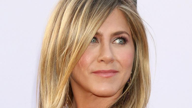 Jennifer Aniston en un evento
