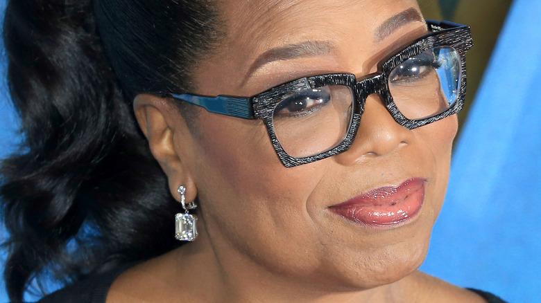 Oprah sonriendo