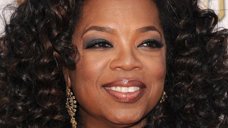Oprah Winfrey sonriendo