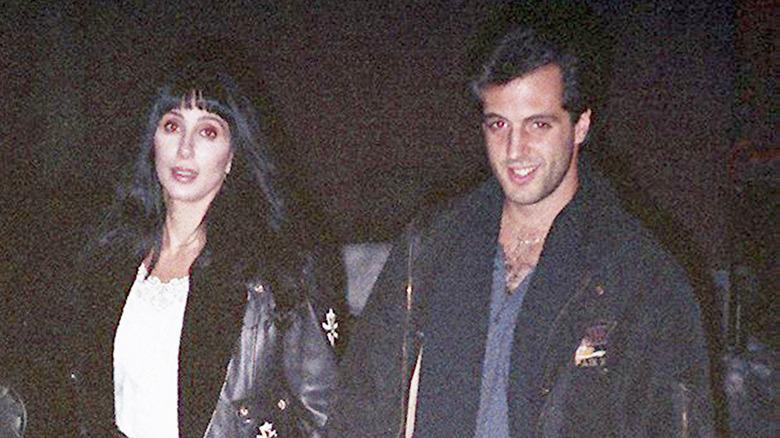 Cher y Robert Camilletti