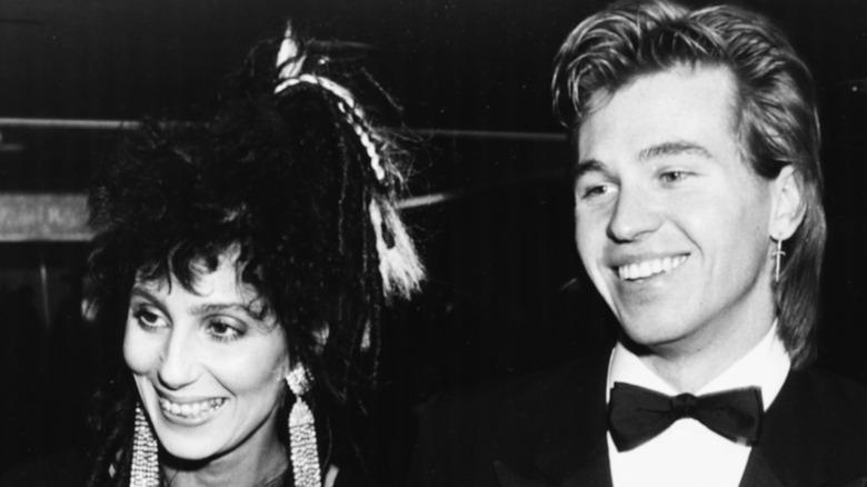 Cher y Val Kilmer en 1984