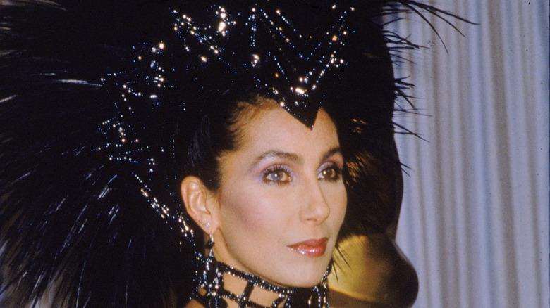 Cher en los Oscar de 1986